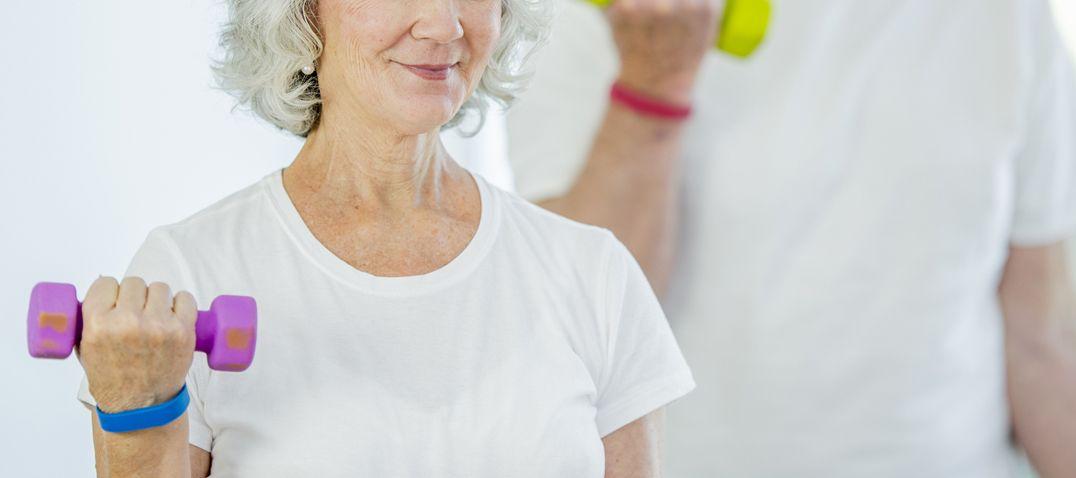Avantages de faire du sport pour les plus âgés