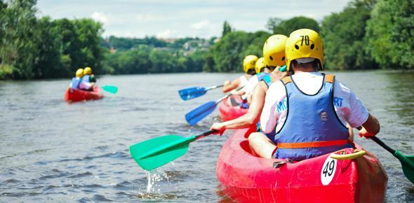 Le canoë-kayak : un sport fun et intense
