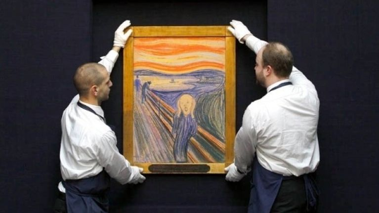 Les œuvres d'art les plus chères au monde